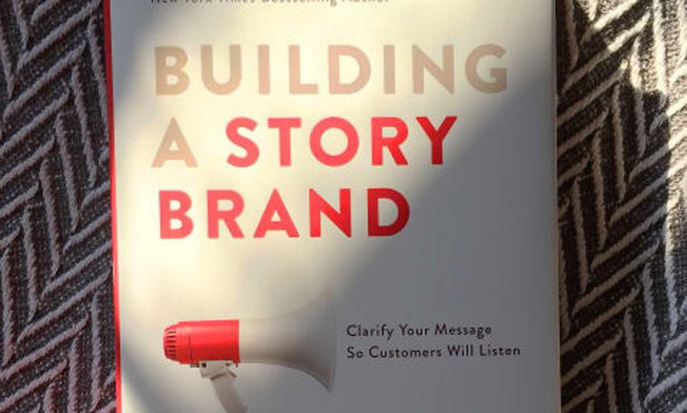 A book every marketer should read by Donald Miller