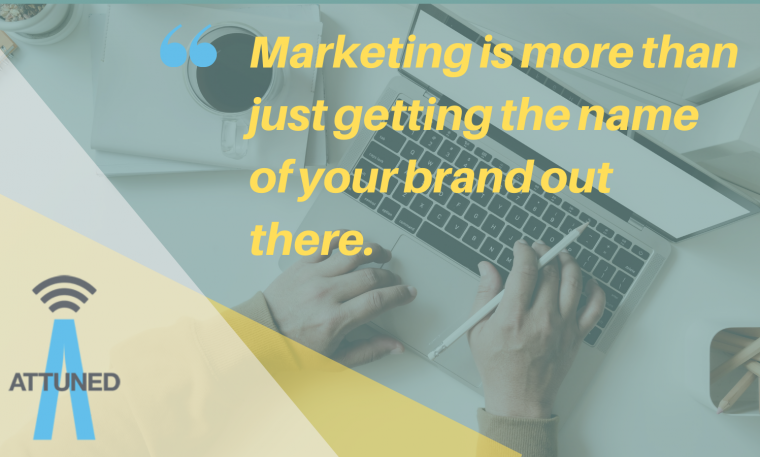 How to Connect the Dots in Your Marketing